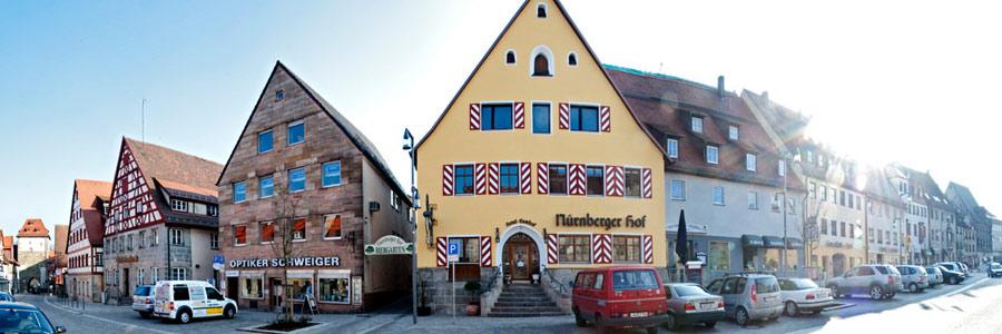 Hotel Und Restaurant Nurnberger Hof Altdorf Landgasthof In Altdorf