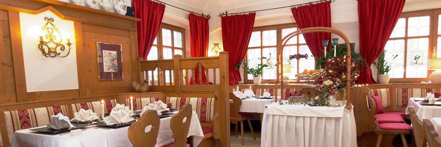 Restaurant Im Hotel Und Gasthof Nurnberger Hof In Altdorf Bei Nurnberg